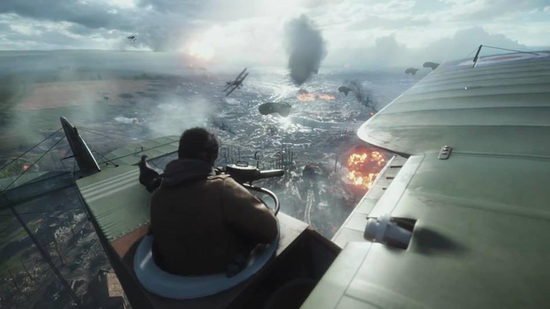 Fantastic Battlefield 1 Wallpaper 1080p ~ Sdeerwallpaper | Game | Pinterest HU46