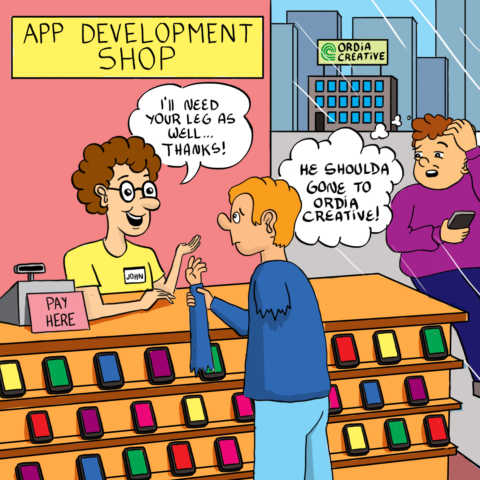Mobile app development doesn't have to cost an arm and a