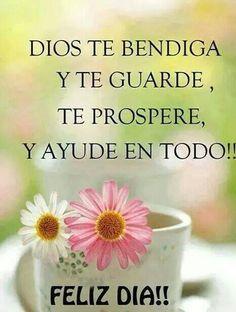Dios te bendiga y te guarde, te prospere. ¡¡Y ayude en todo!!..... Comparte con tus amigos en el Facebook por correo, vía mail, twitter, tarjetitas ondapix.