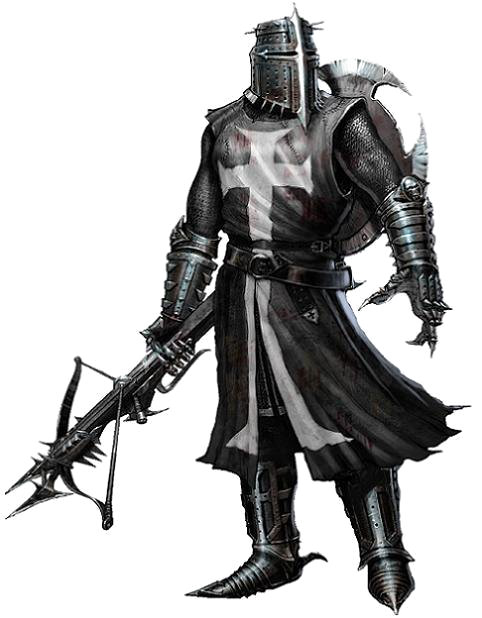The Black Knight 3 5e Substitution Levels D D Wiki Knight Tattoo Blackest Knight Knight