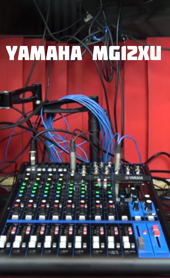 Fantastic Yamaha Mg12Xu 12 Input 4 Bus Mixer With Effects This Image In Pined Wiring Cloud Hisonuggs Outletorg