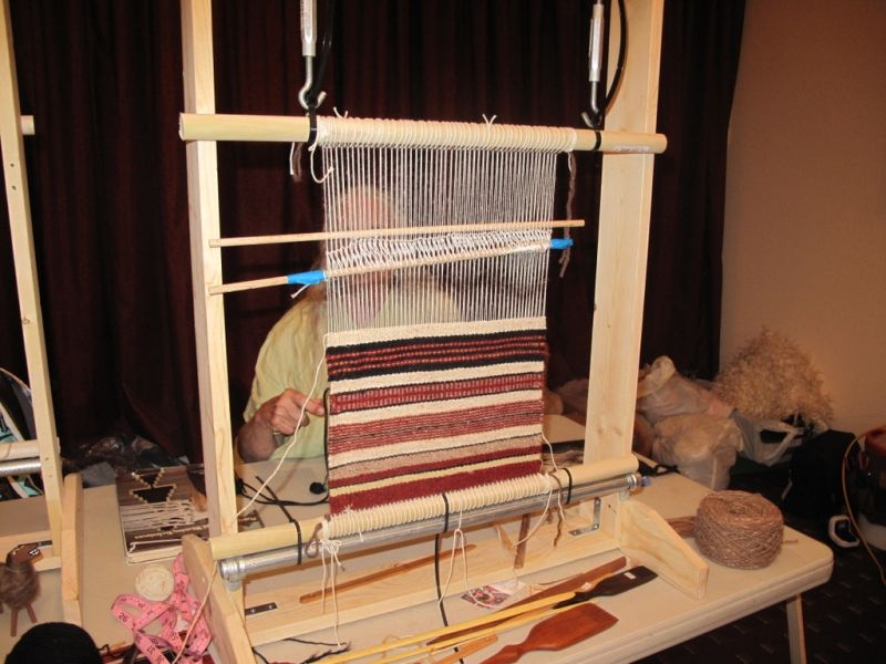 Beginning Navajo Weaving Techniques Online Cl