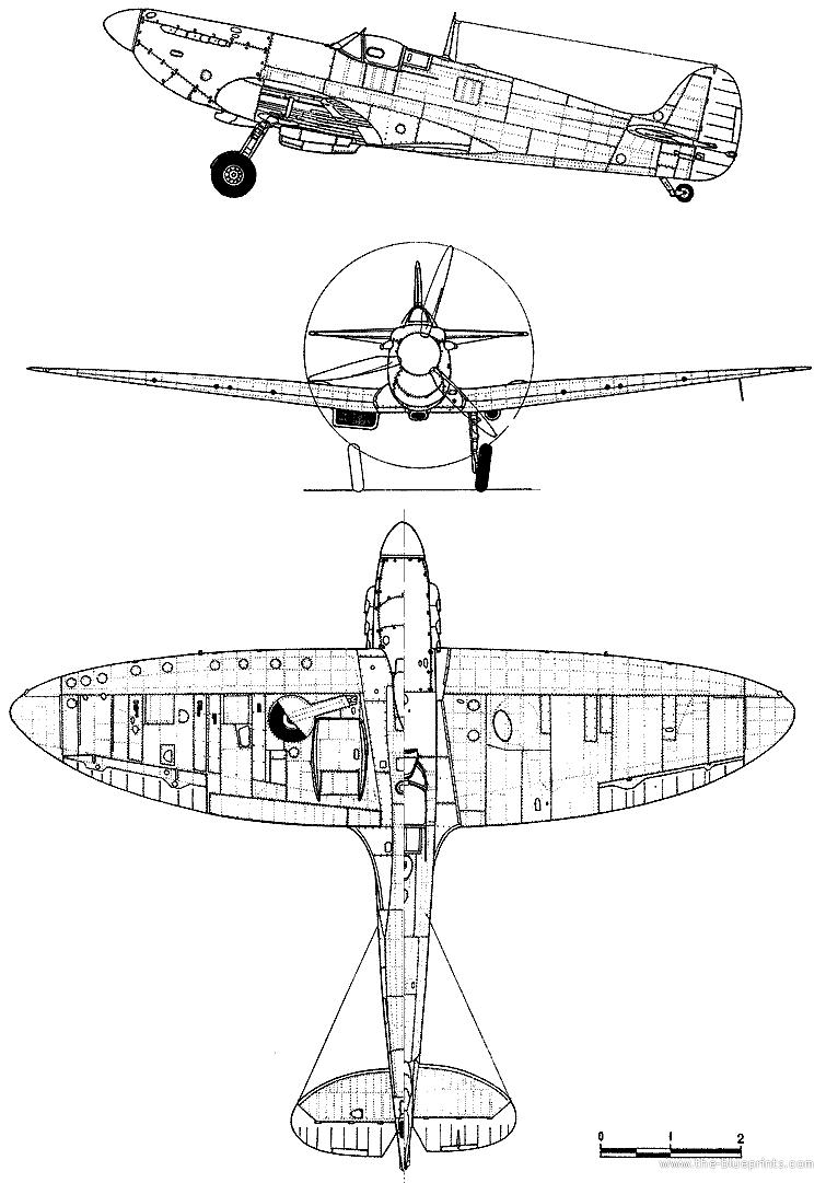 Spitfire Aircraft Tattoo Spitfire Plane Plane Drawing