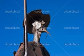 Resultado de imagen para esculturas de el quijote para niños