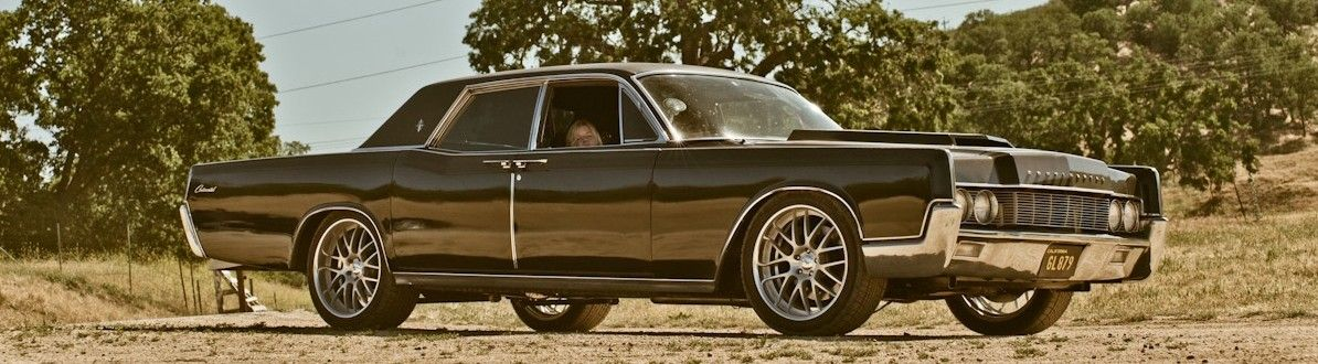 Dax Shephards 1967 Lincoln Continental With 700hp Running On All