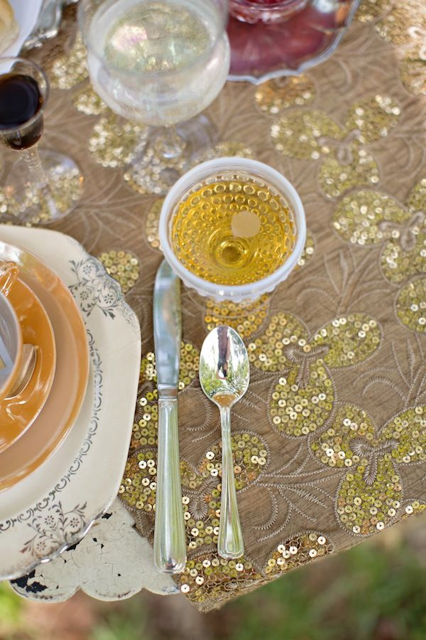Integrate into your place setting