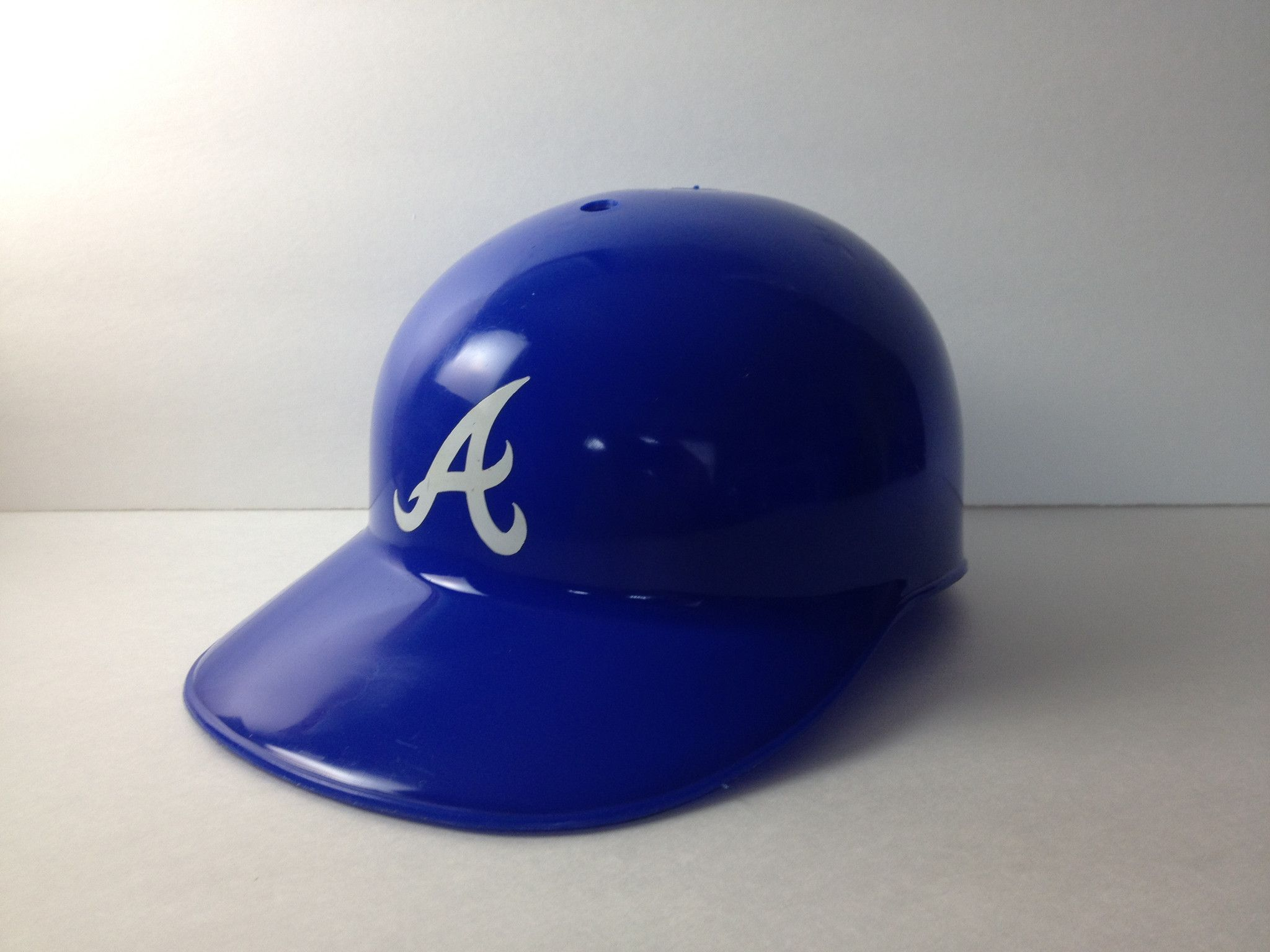 ATLANTA BRAVES vintage souvenir batting helmet LAICH Sports Products ...