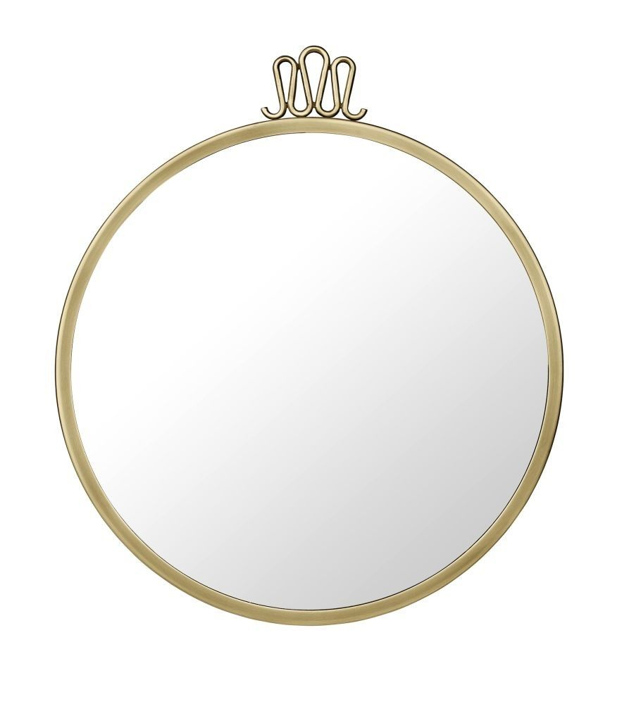 Gubi Spiegel gubi randaccio circular wall mirror mintroom de gubi mintroom