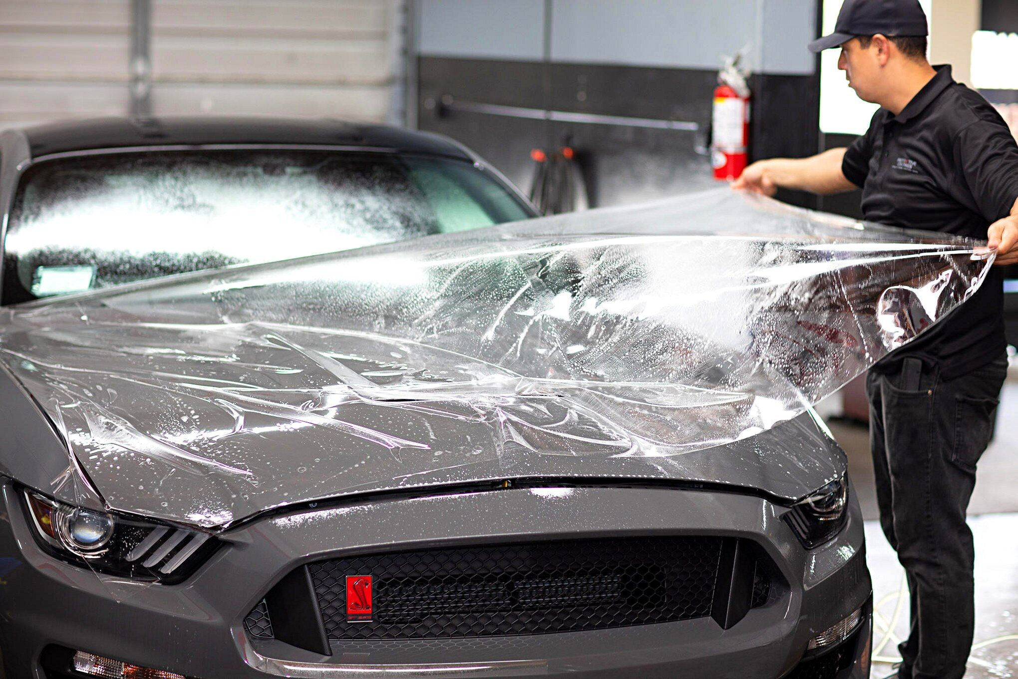 Paint Protective Films Can Protect Your Car From Rocks And Save Your Paintjob Hot Rod Network Car Paint Protection Film