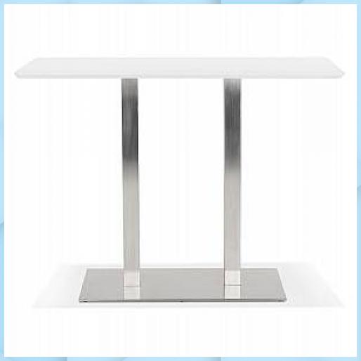 Table Haute Design Mambo Bar Blanche Avec P Haute Cuisine Table Haute Design Mambo Bar Blanche Avec Haute Cuisin En 2020 Haute Cuisine Table Haute Mambo