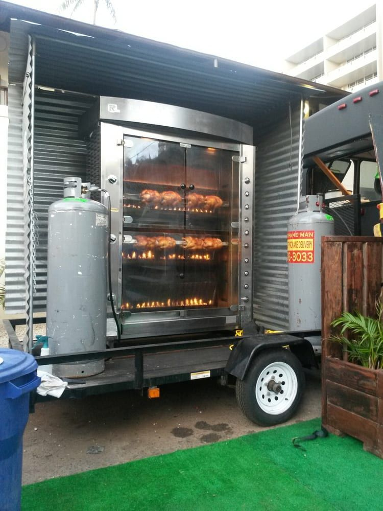 Photo Of Samurai Grill Hawaii Honolulu Hi United States