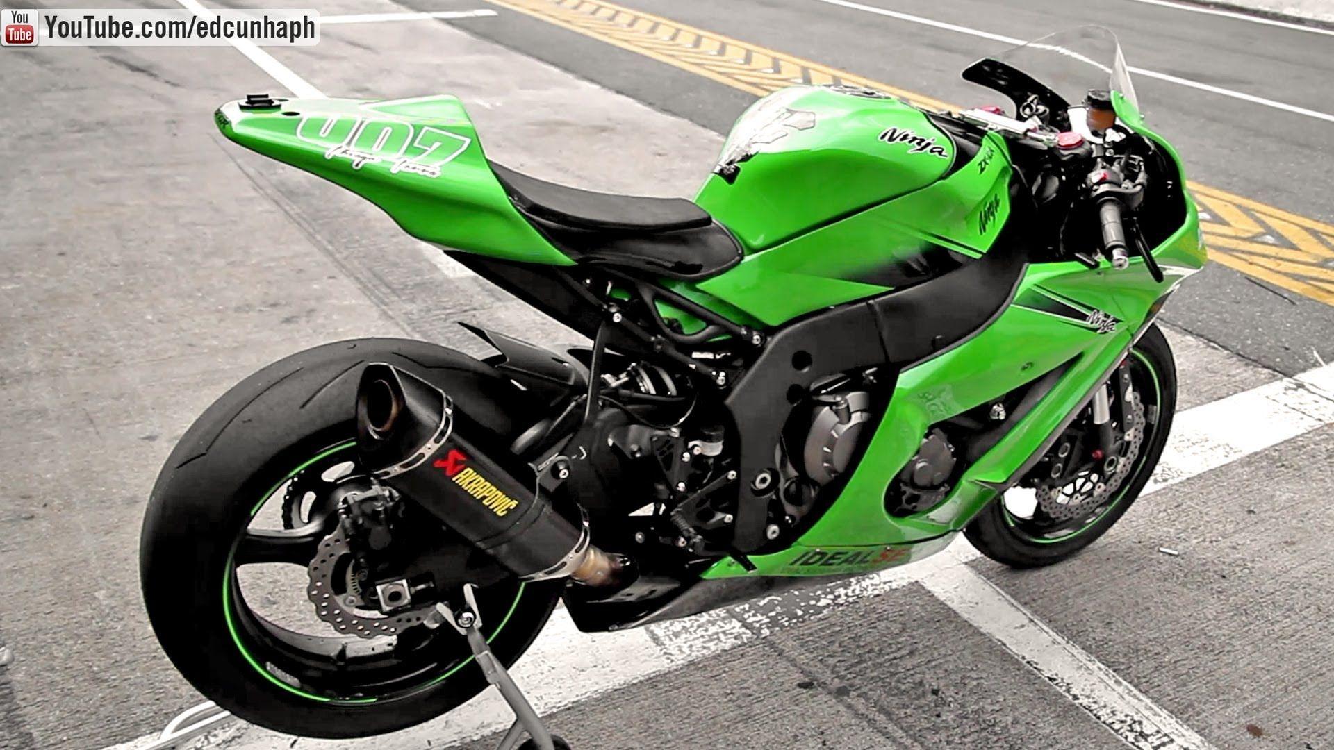 2004 Kawasaki Zx10rr Endurance