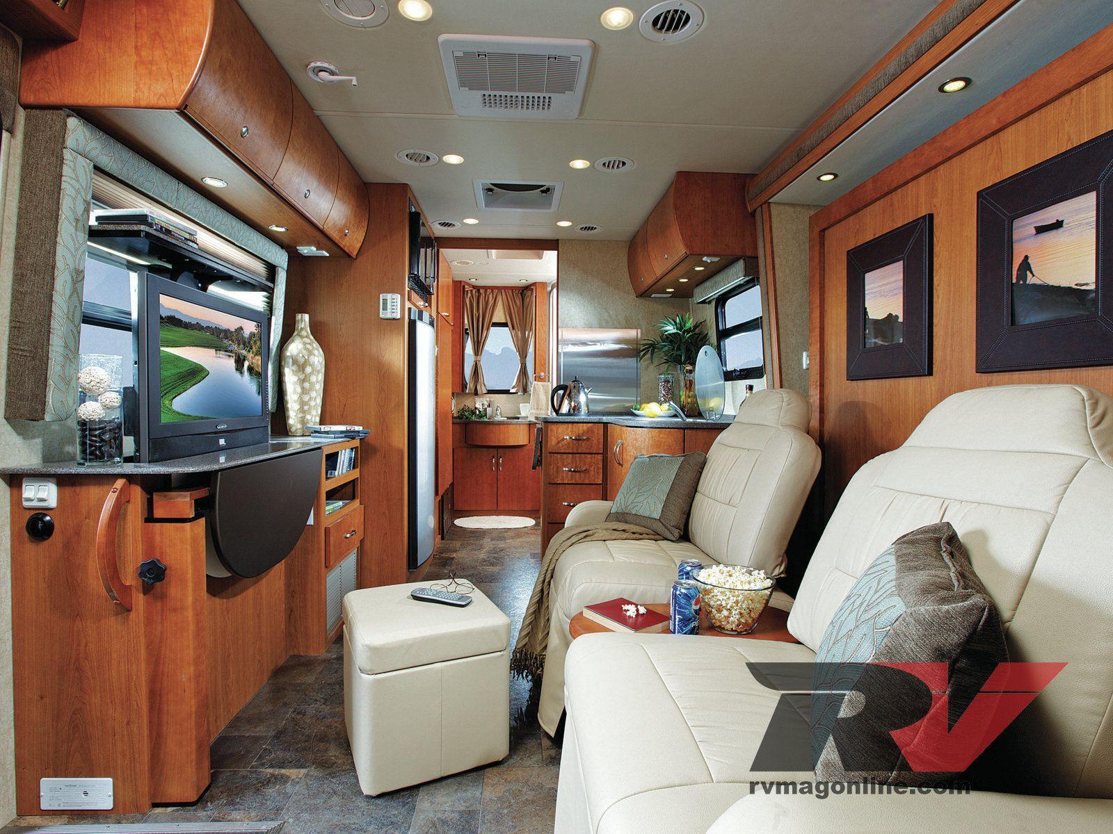 Dodge Sprinter Camper Interior 67