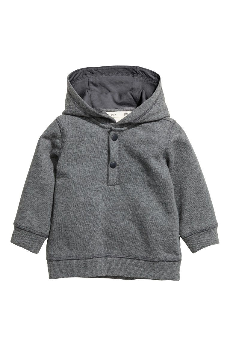 2eeb9fee9 Cotton Hooded Sweatshirt