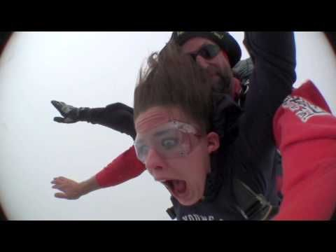 Funniest Tandem Skydiving Video Of All Time Skydiving Videos Youtube Tandem