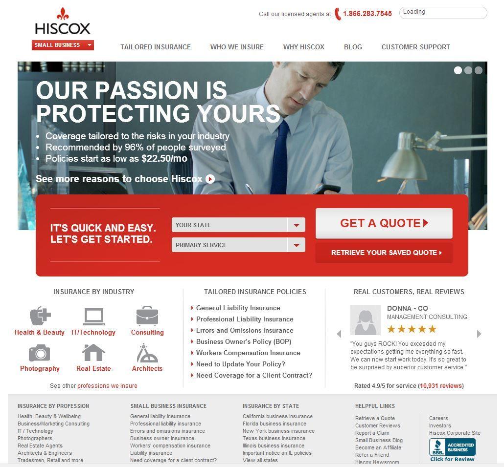 Insurance website best insurance