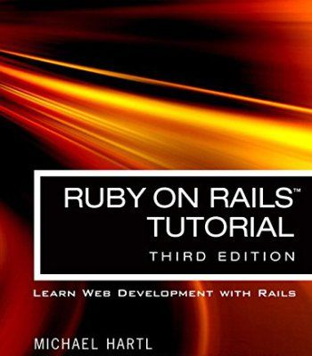Ruby On Rails Tutorial PDF | Graphic | Ruby on rails, Web