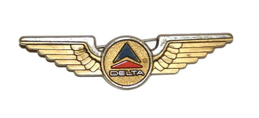 Vintage Delta wings- OMIGOD I remember the pilots would
