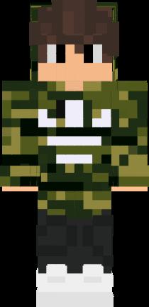 Adidas Boy Nova Skin Minecraft Skins Adidas Minecraft Skins Mc Skins