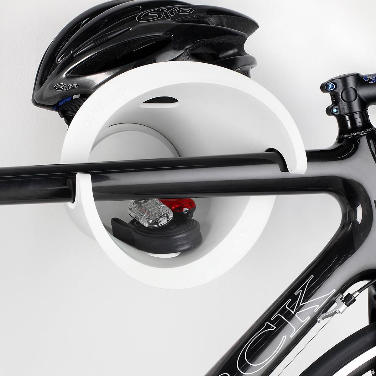 Support Velo Au Plafond cycloc solo bike storage rack - can hold your bike in