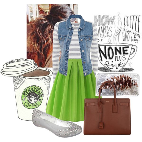 """Modest Coffee Run"" by demaskducky on Polyvore"