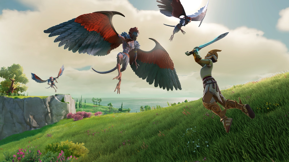 Ubisoft's Gods and Monsters is a 'lighthearted' game