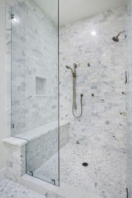 Carrara Marble Bathroom Ideas Relaxing Bathroom Bathroom Seat Shower Seat