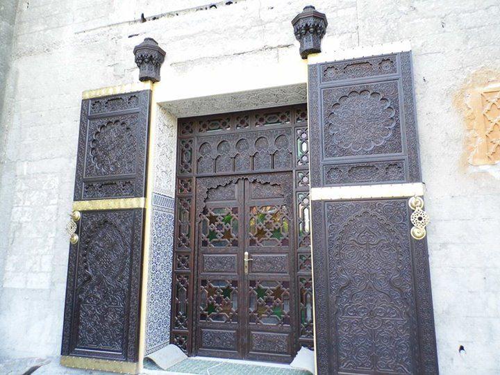 المغرب Tall Cabinet Storage Home Decor Decor