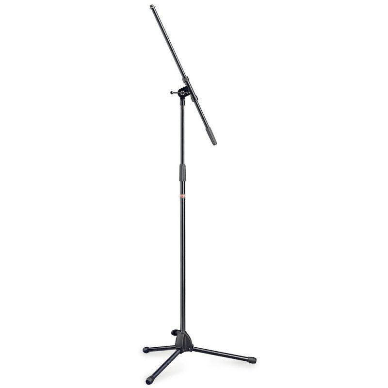 Pyle-Pro PMKS3 Tripod Microphone Stand with Extending Boom