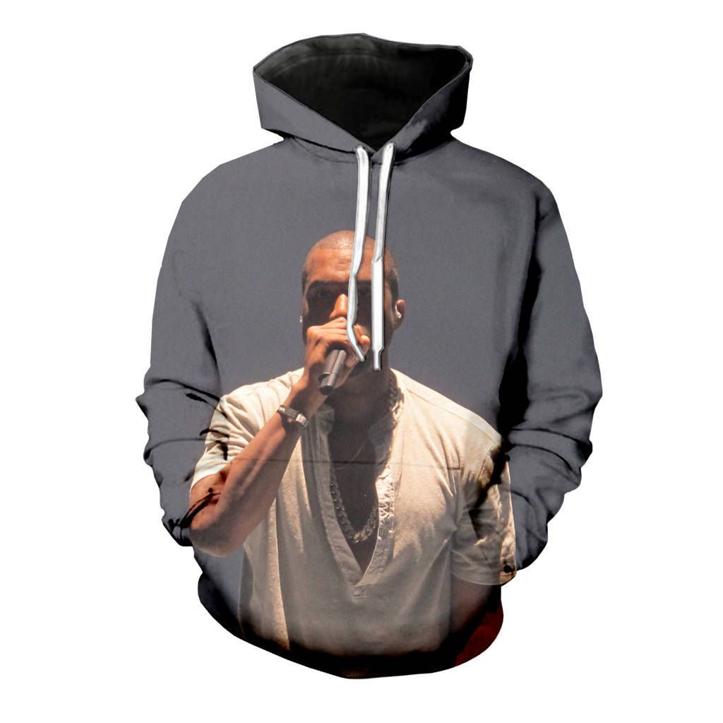 Kanye West 3d Hoodie By Www Wesellanything Co Kanye West Kanye West Style Hoodies