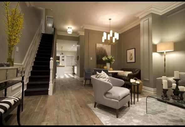 Grand Contemporary Home Makeover From Income Property