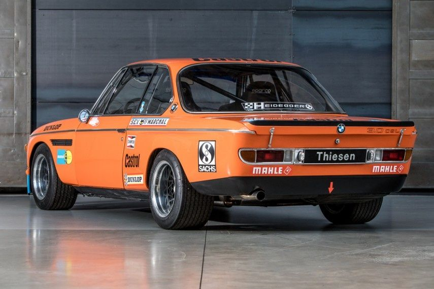 1973 BMW 3.0 - CSL Heidegger | Classic Driver Market