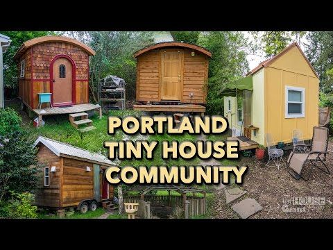 Tiny House Lifestyle Tiny House Community Tiny House Community Small House Communities Tiny House