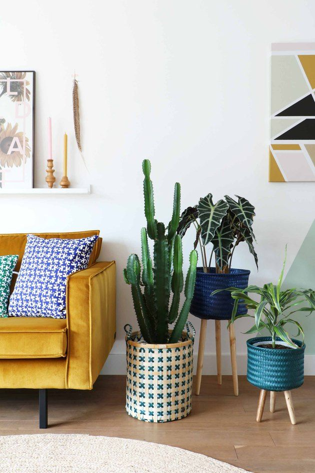 Caution: These 6 Yellow Living Room Accent Ideas Are Too Hot to Handle
