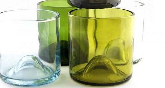 Come tagliare la bottiglia di vetro con un filo in 10 mosse - Glass solution..