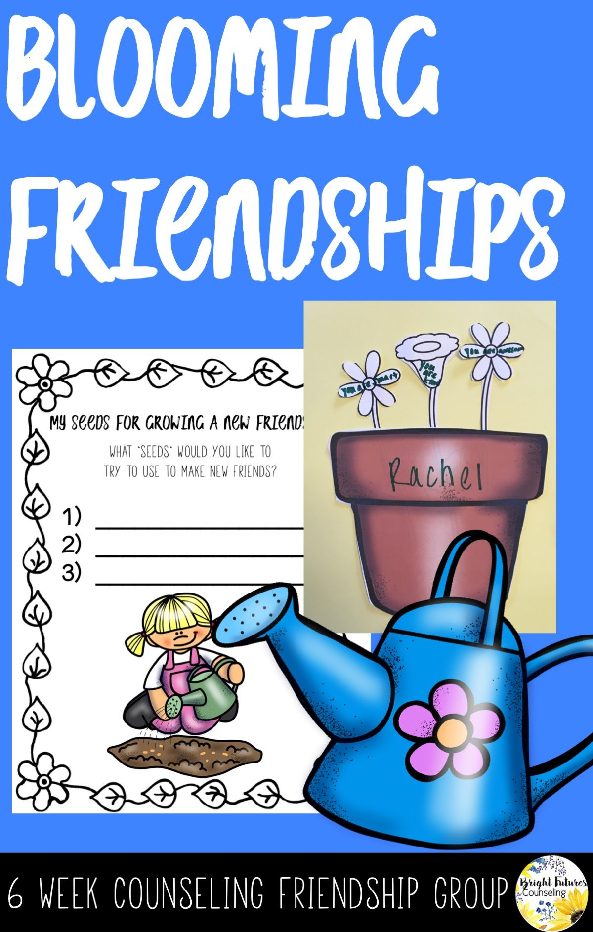 Friendship Counseling Group Blooming Friendships With