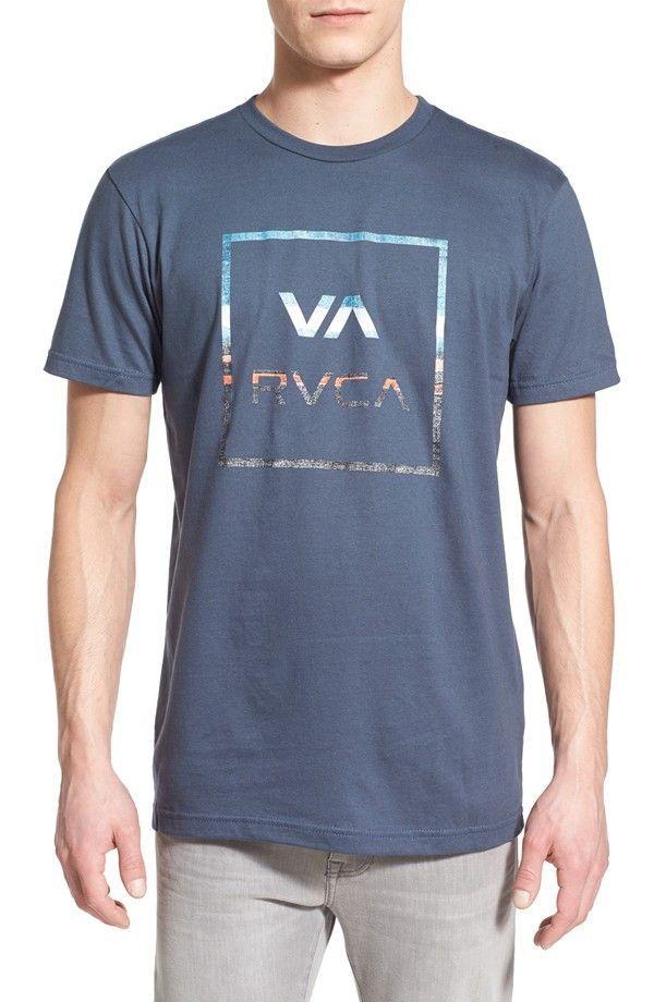'VA All Way Barracuda' Graphic Crewneck T-Shirt