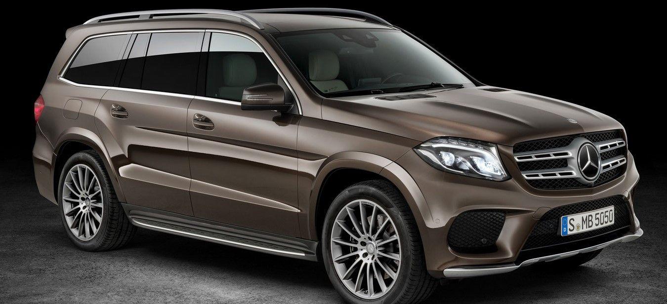 New 2018 Mercedes GLS Redesign Reviews | carmodel ...