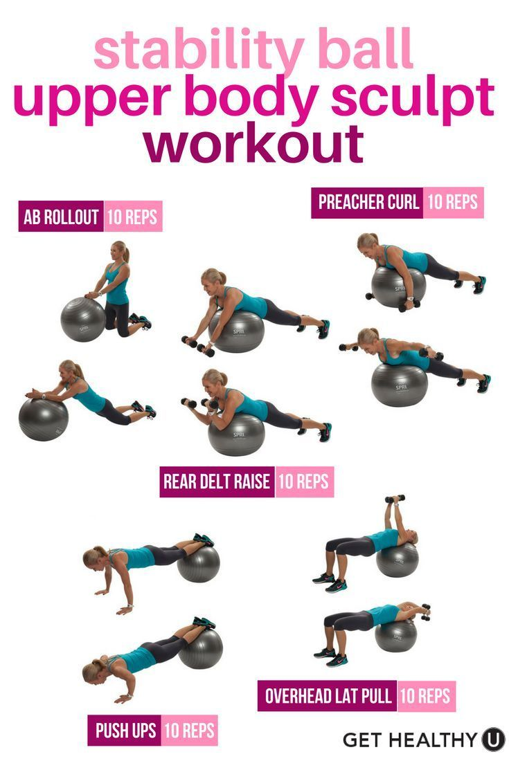 Exercises - Get Healthy U | Chris Freytag