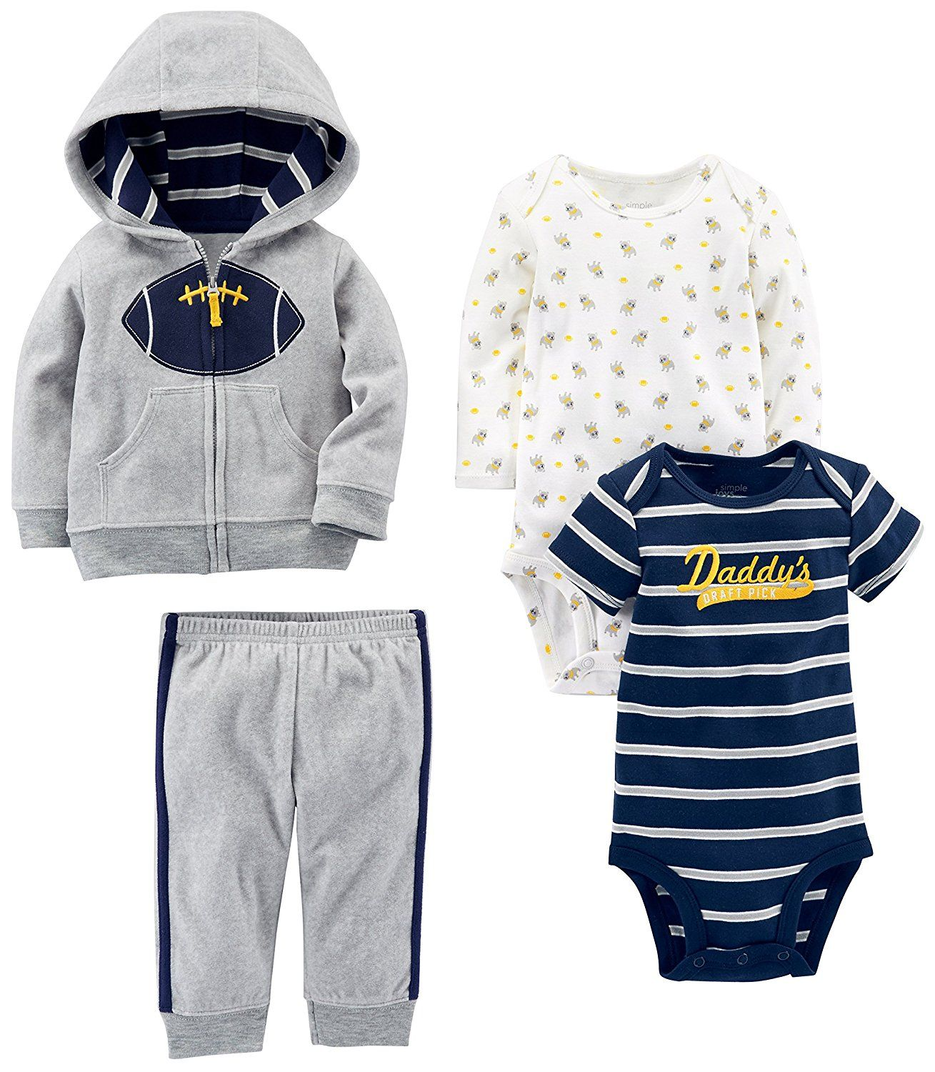 Amazon Best Sellers in Baby Boys Clothing Sets