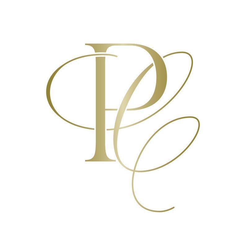 Pin On Elegantquill Com Wedding Monogram Logo Design