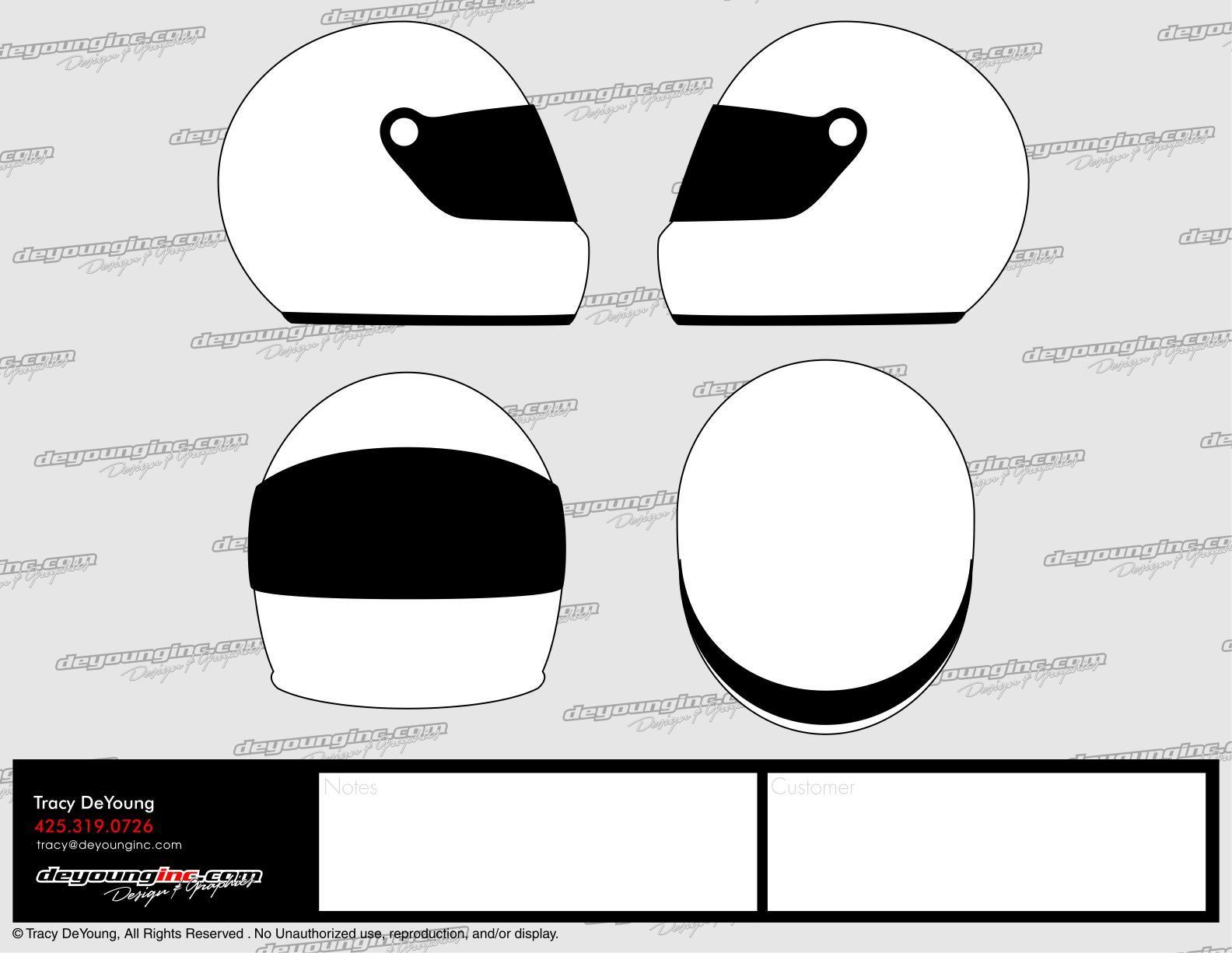 racing helmet design template karting pinterest racing helmets