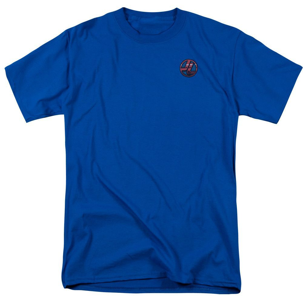 Justice League: Justice League Emblem Polo T-Shirt