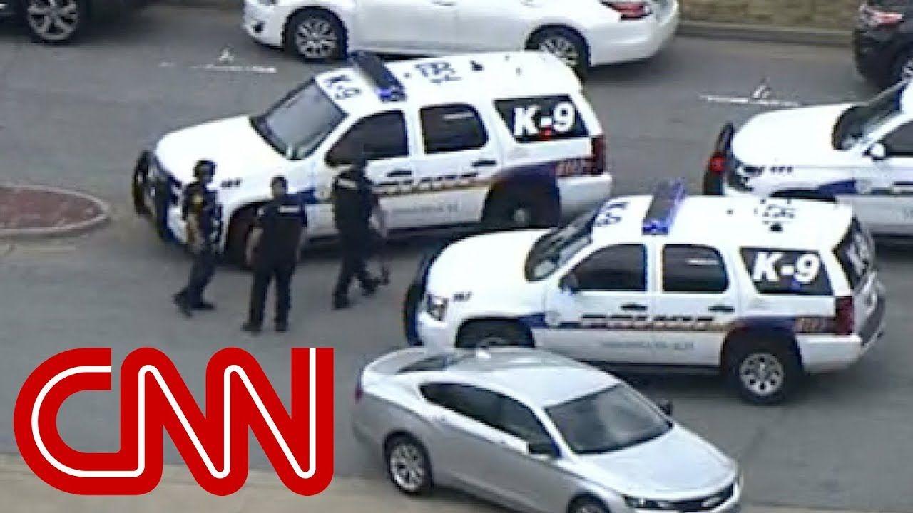 Shooter kills at least 11 people in Virginia Beach
