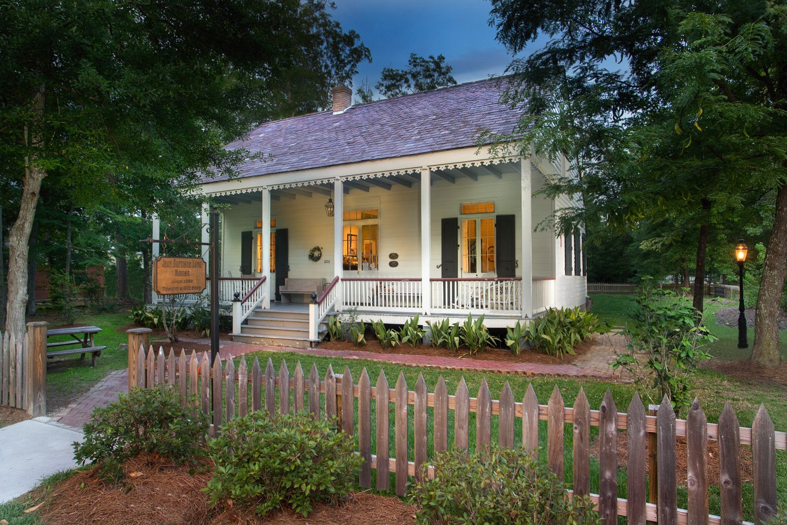 creole house plans with porches. omha  Lang House Creole cottage Pinterest and