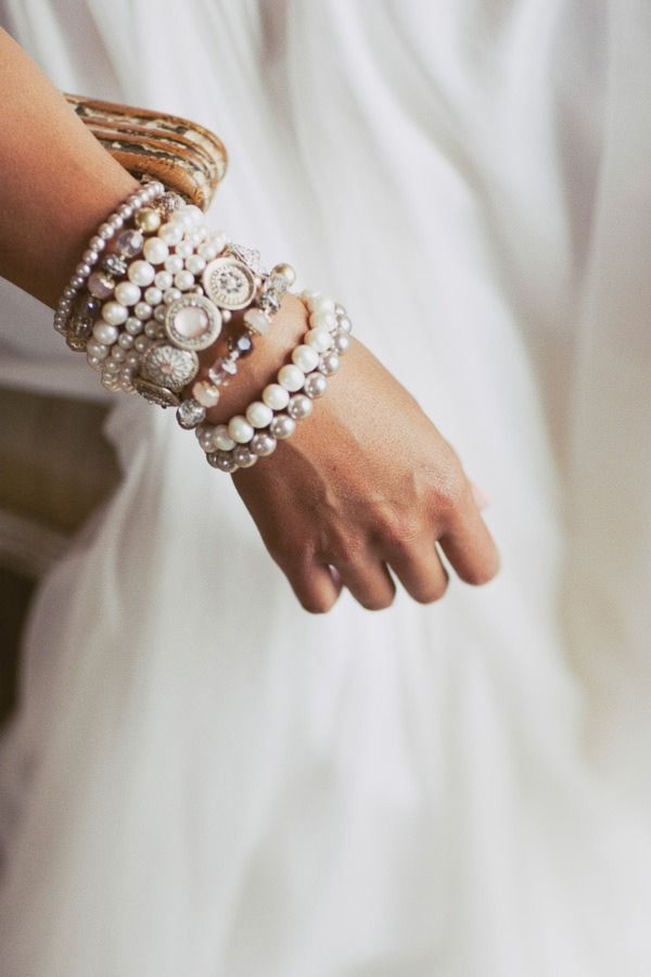 Silver pearls ***