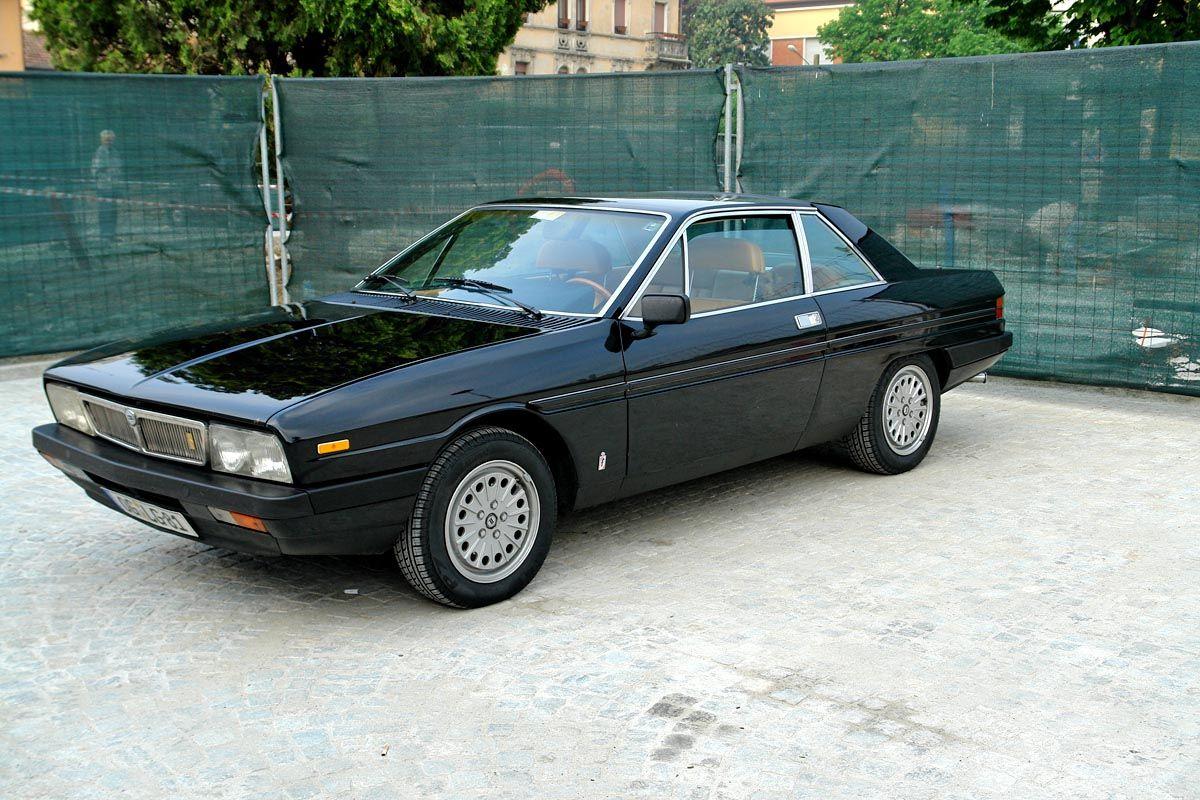1977 1984 Lancia Gamma Coupe By Carrozzeri Pininfarina Of