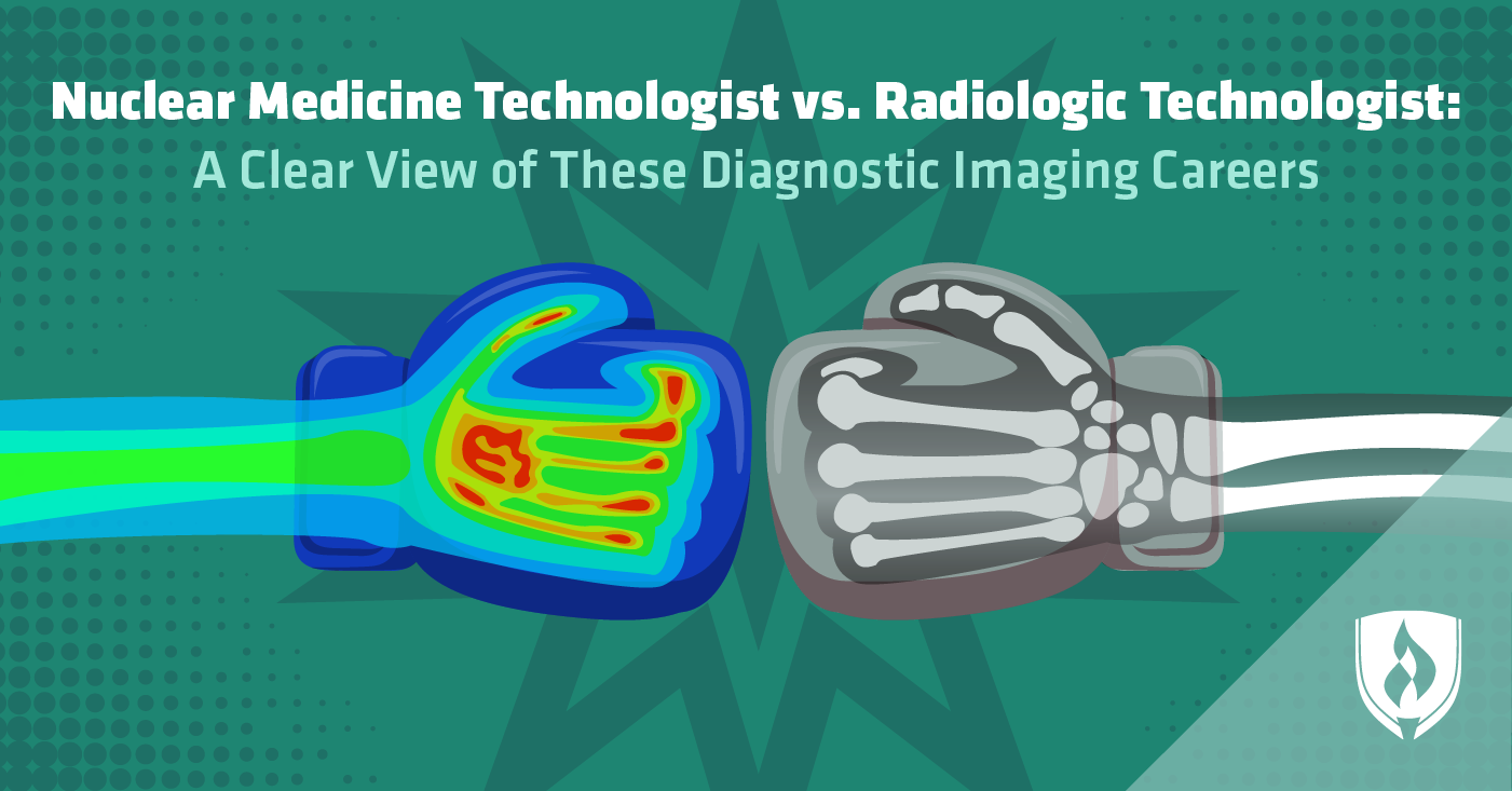 What's the difference between a nuclear medicine