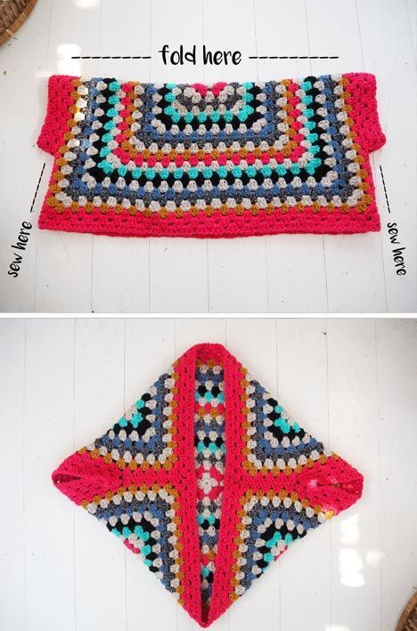 New Cost-Free Granny Squares Crochet modern Thoughts Obtain influenced to get Granny Block Working