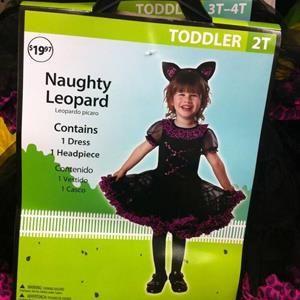 Wal-Mart pulls u0027naughtyu0027 toddler Halloween costume  sc 1 st  Pinterest & Wal-Mart pulls u0027naughtyu0027 toddler Halloween costume   Social Justice ...